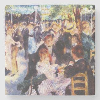 Porta-copo De Pedra Auguste Renoir - dance no la Galette de Le moulin