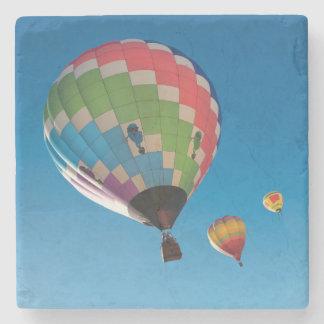 Porta-copo De Pedra Balões de ar quente