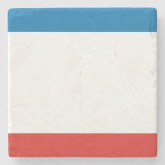 Porta-copo De Pedra Bandeira de Crimeia