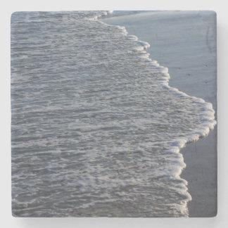 Porta-copo De Pedra Beleza da linha costeira