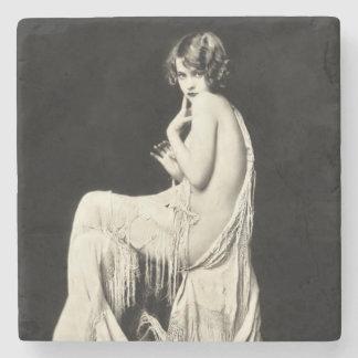 Porta-copo De Pedra Beleza dos insensatez de Ziegfeld