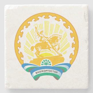 Porta-copo De Pedra Brasão de Bashkortostan