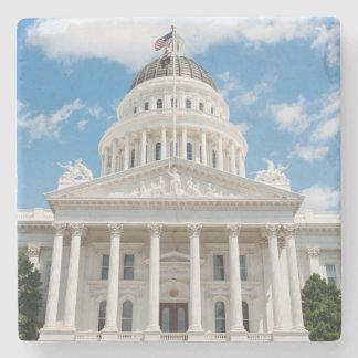 Porta-copo De Pedra Capitólio do estado de Califórnia em Sacramento