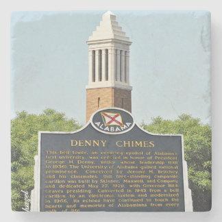 Porta-copo De Pedra Carrilhões de Denny, Alabama, portas copos