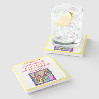 Porta-copo De Pedra cartões