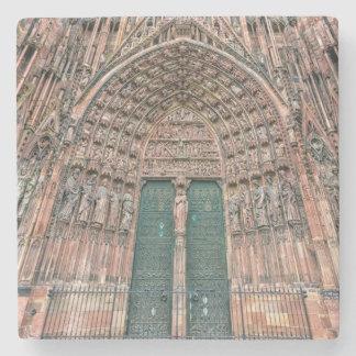 Porta-copo De Pedra Cathedrale Notre-Dame, Strasbourg, France