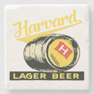 Porta-copo De Pedra Cerveja de cerveja pilsen de Harvard