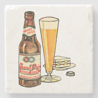 Porta-copo De Pedra Cerveja de cerveja pilsen premiada grande