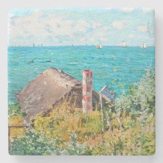 Porta-copo De Pedra Claude Monet a cabine em belas artes do