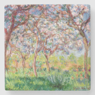 Porta-copo De Pedra Claude Monet | Printemps um Giverny
