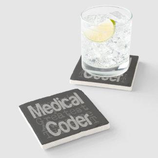 Porta-copo De Pedra Codificador médico Extraordinaire