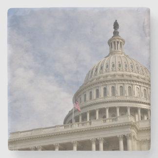 Porta-copo De Pedra Construção de Capitol Hill no Washington DC