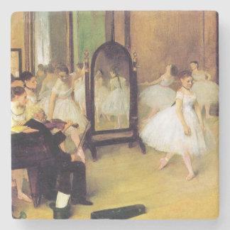Porta-copo De Pedra Edgar Degas | a classe de dança