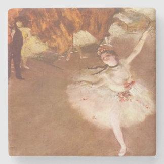 Porta-copo De Pedra Edgar Degas a porta copos da estrela