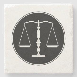 Porta-copo De Pedra Escalas de presentes da escola de direito de