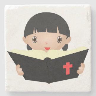 PORTA-COPO DE PEDRA ESTUDO DA BÍBLIA