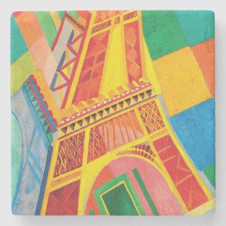 Porta-copo De Pedra Excursão Eiffel do La por Robert Delaunay