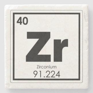Porta-copo De Pedra Formul da química do símbolo do elemento químico