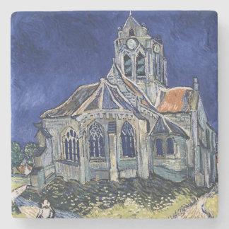 Porta-copo De Pedra Igreja Auvers-sur-Oise que pinta Vincent van Gogh