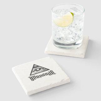 Porta-copo De Pedra Illuminati