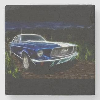 Porta-copo De Pedra Iluminação do carro