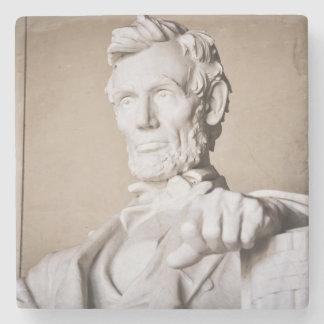 Porta-copo De Pedra Memorial de Lincoln no Washington DC