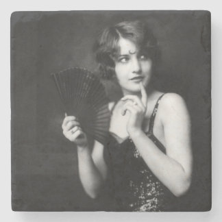 Porta-copo De Pedra Menina dos insensatez de Ziegfeld