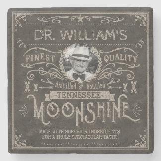 Porta-copo De Pedra Moonshine o costume Brown da medicina do Hillbilly
