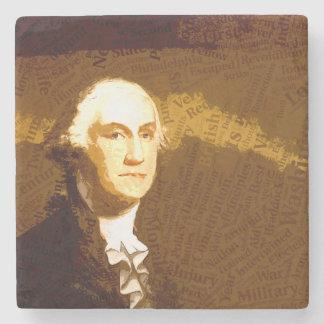 Porta-copo De Pedra Os presidentes - Washington