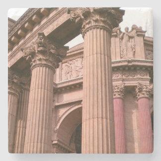 Porta-copo De Pedra Palácio da porta copos das belas artes