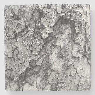 Porta-copo De Pedra Para o amor - porta copos do latido de árvore