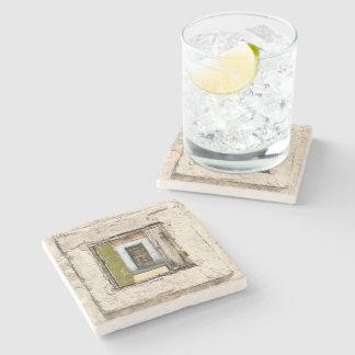 Porta-copo De Pedra Parede, janela e porta