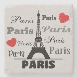 Porta-copo De Pedra Paris