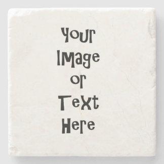 Porta-copo De Pedra Personalize com imagens e texto personalizados