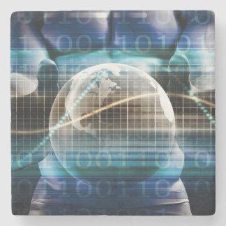 Porta-copo De Pedra Plataforma da segurança do controlo de acessos