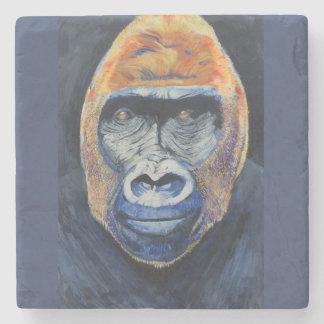 Porta-copo De Pedra porta copos de mármore com cobrir do gorila
