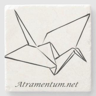 Porta-copo De Pedra Porta copos de Origami