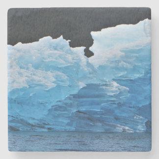 Porta-copo De Pedra Porta copos do Alasca do mármore do iceberg