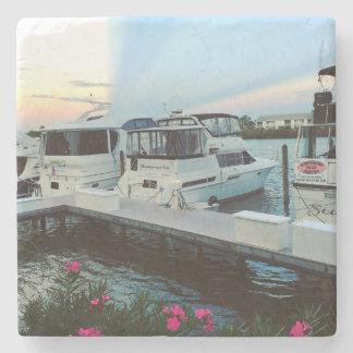 Porta-copo De Pedra Portas copos do yacht club