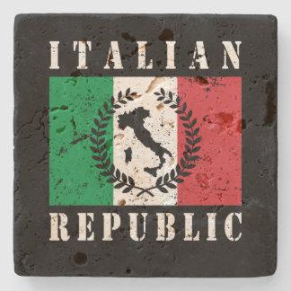 Porta-copo De Pedra República italiana