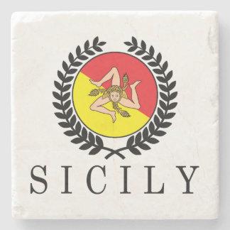 Porta-copo De Pedra Sicília Classico