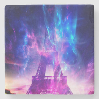 Porta-copo De Pedra Sonhos parisienses Amethyst