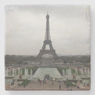 Porta-copo De Pedra Torre Eiffel, Paris, France