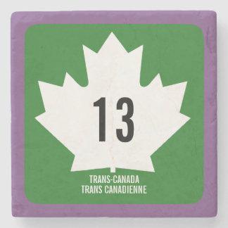 Porta-copo De Pedra Transporte-Canadá