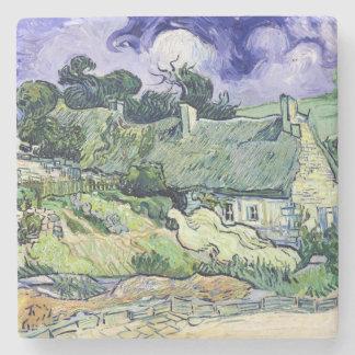 Porta-copo De Pedra Vincent van Gogh | Thatched casas de campo em