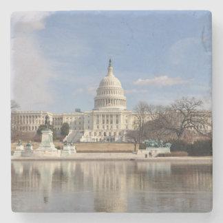 Porta-copo De Pedra Washington DC