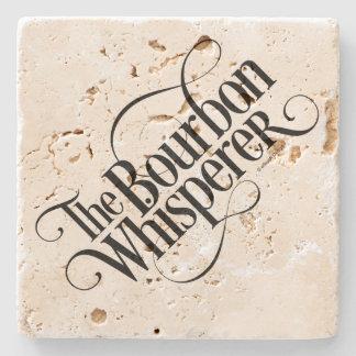 Porta-copo De Pedra Whisperer de Bourbon