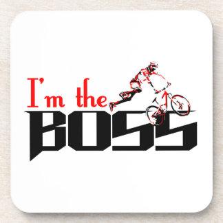 Porta-copo Design da bicicleta do chefe