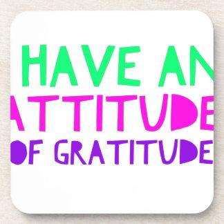 Porta-copo Desintoxicação AA da recuperação da gratitude da