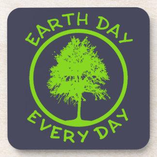 Porta-copo Dia da Terra cada dia